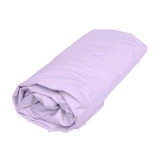Fioletowe PRZEŚCIERADŁO bawełna